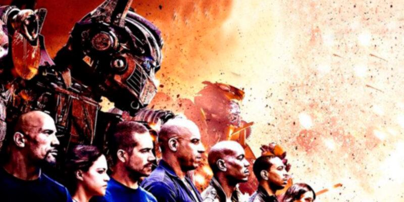 Velozes e… Transformers? Astro da franquia fala sobre crossover