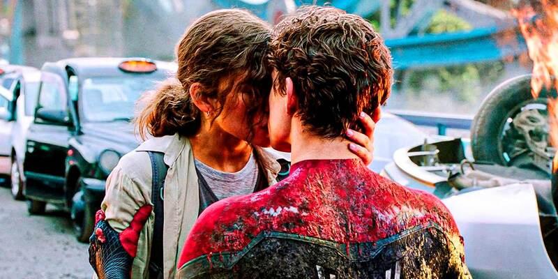 Tom Holland e Zendaya | Todo Homem-Aranha termina em namoro? Relembre casais formados nos sets