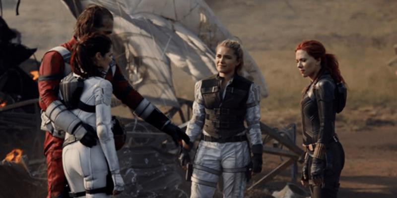 Guardião Vermelho e Melina Vostokoff retornarão ao MCU