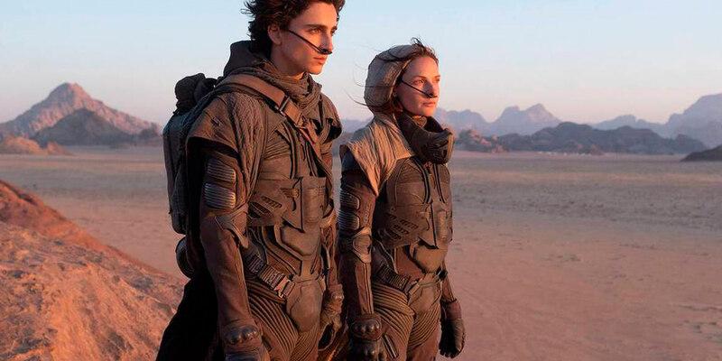 Duna: Novo trailer mostra Timothée Chalamet, Zendaya e Jason Momoa em guerra