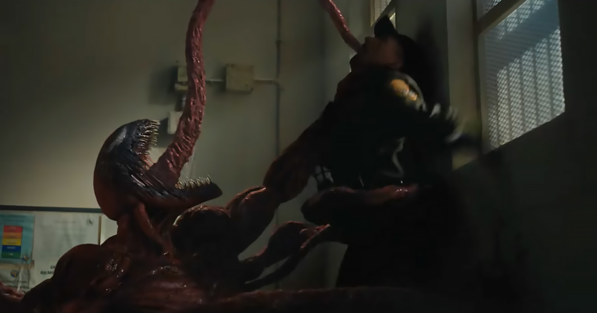 Venom 2 | Novo trailer mostra cenas chocantes de Carnificina em ação; assista!