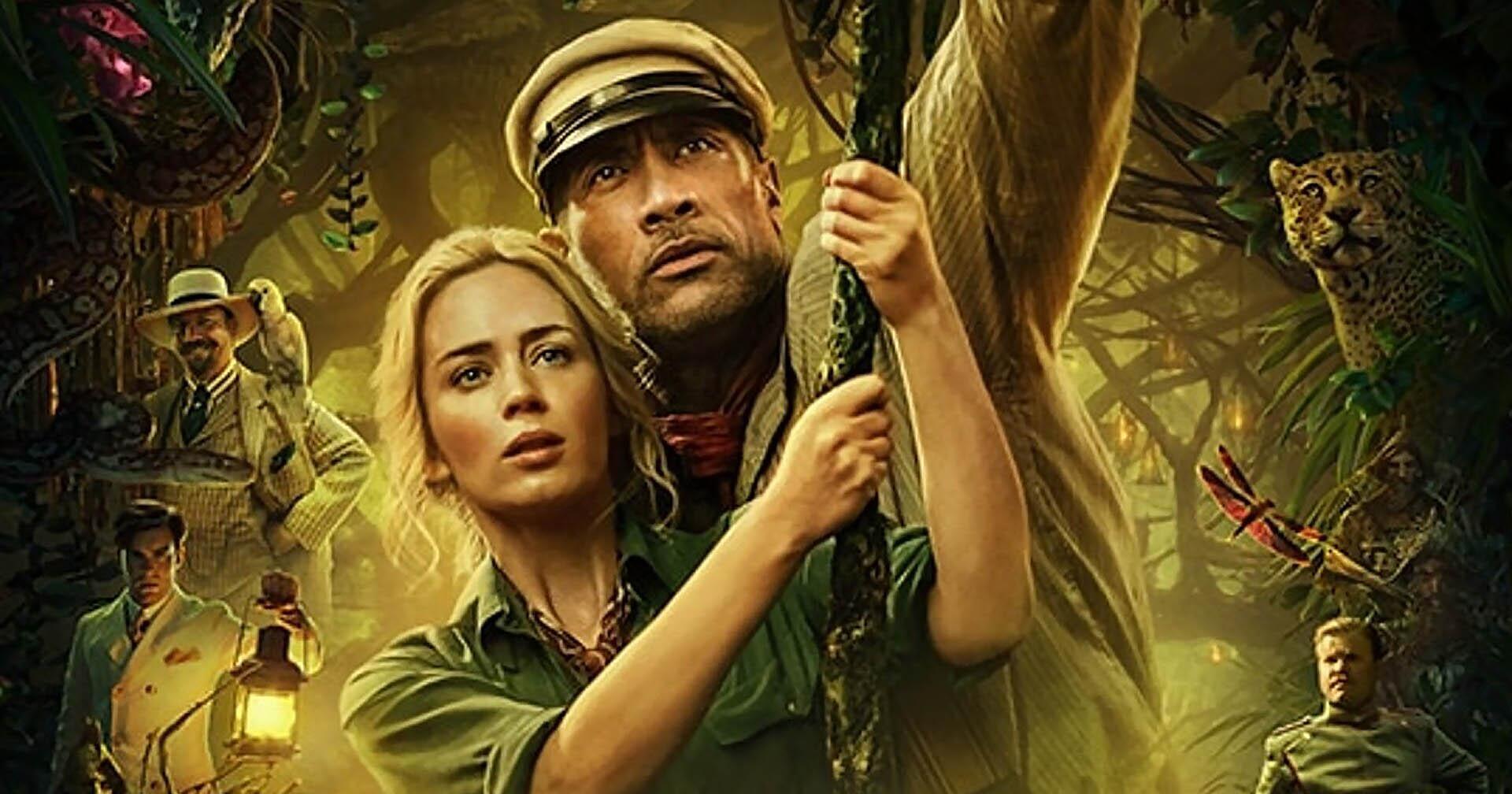 Jungle Cruise | Cinco curiosidades sobre o novo filme estrelado por The Rock e Emily Blunt