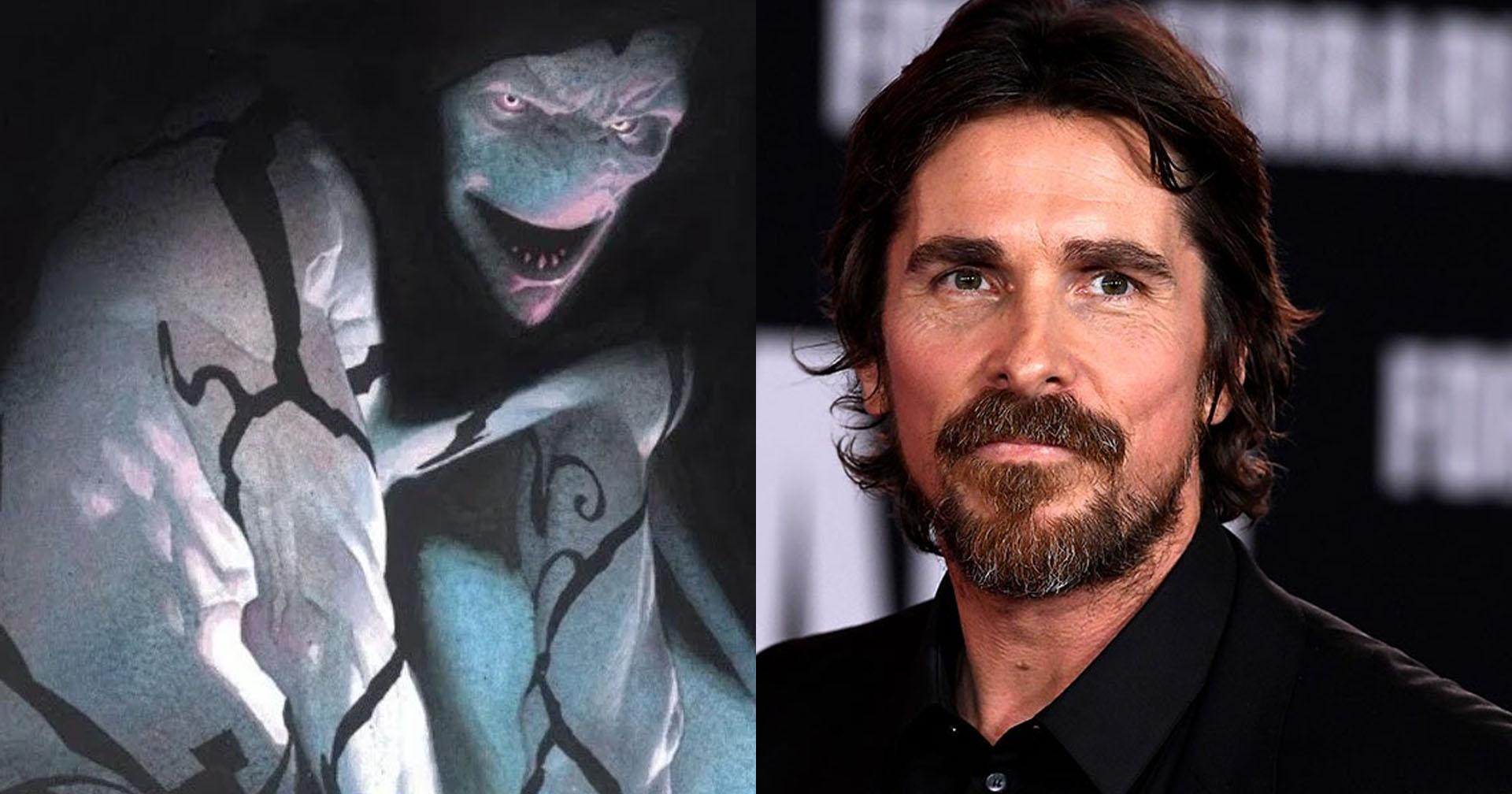 Thor 4 | Veja as primeiras fotos de Christian Bale como Gorr, o vilão do filme