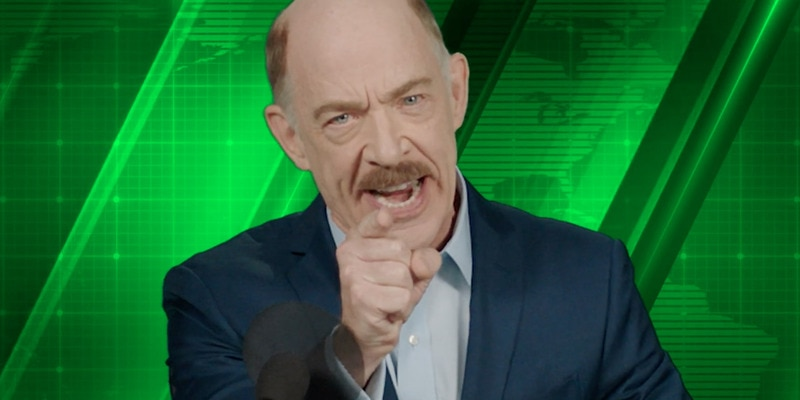 Seria o Multiverso? Nome de J.K. Simmons aparece em lista do elenco de Venom 2