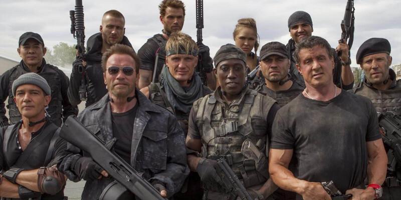 Os Mercenários 4   Novo filme da saga já tem elenco confirmado; saiba mais