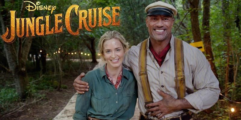 Jungle Cruise 2 | Sequência do novo filme do The Rock é confirmada pela Disney