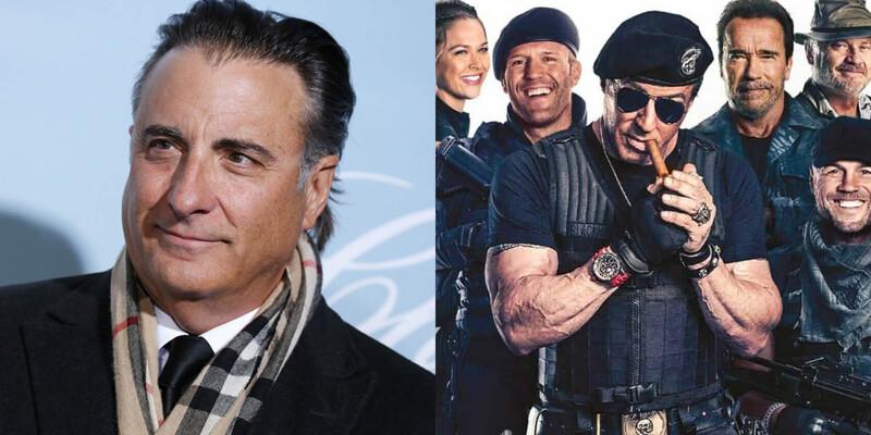 Os Mercenários 4 | Andy Garcia é confirmado no elenco