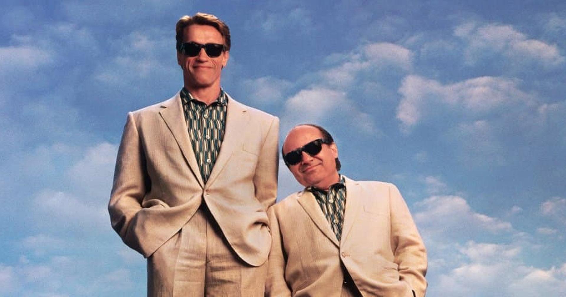 Irmãos Gêmeos: Sequência trará Danny DeVito e Schwarzenegger de volta