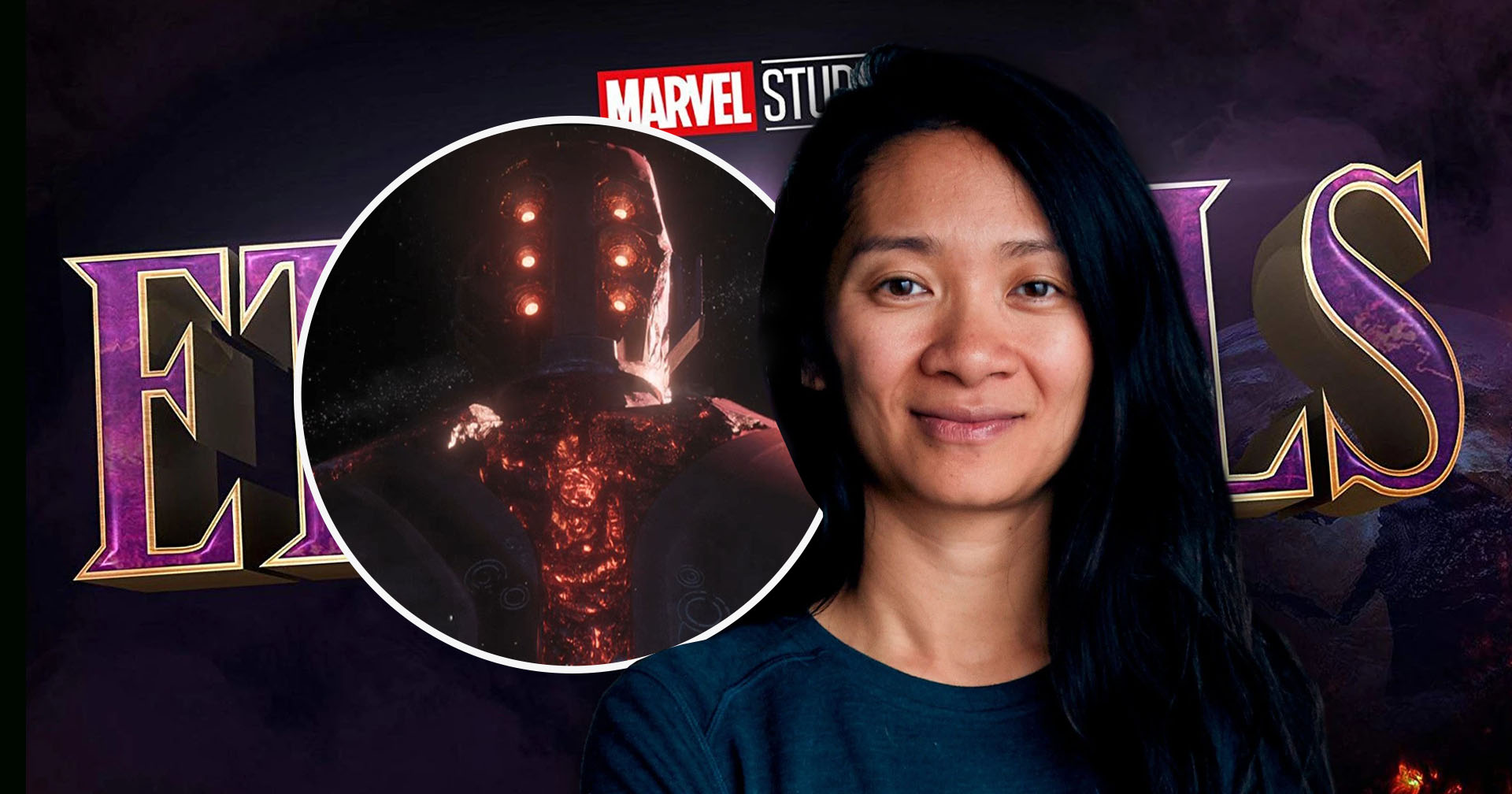 Eternos | Diretora revela quem mandou heróis não interferirem em guerra contra Thanos