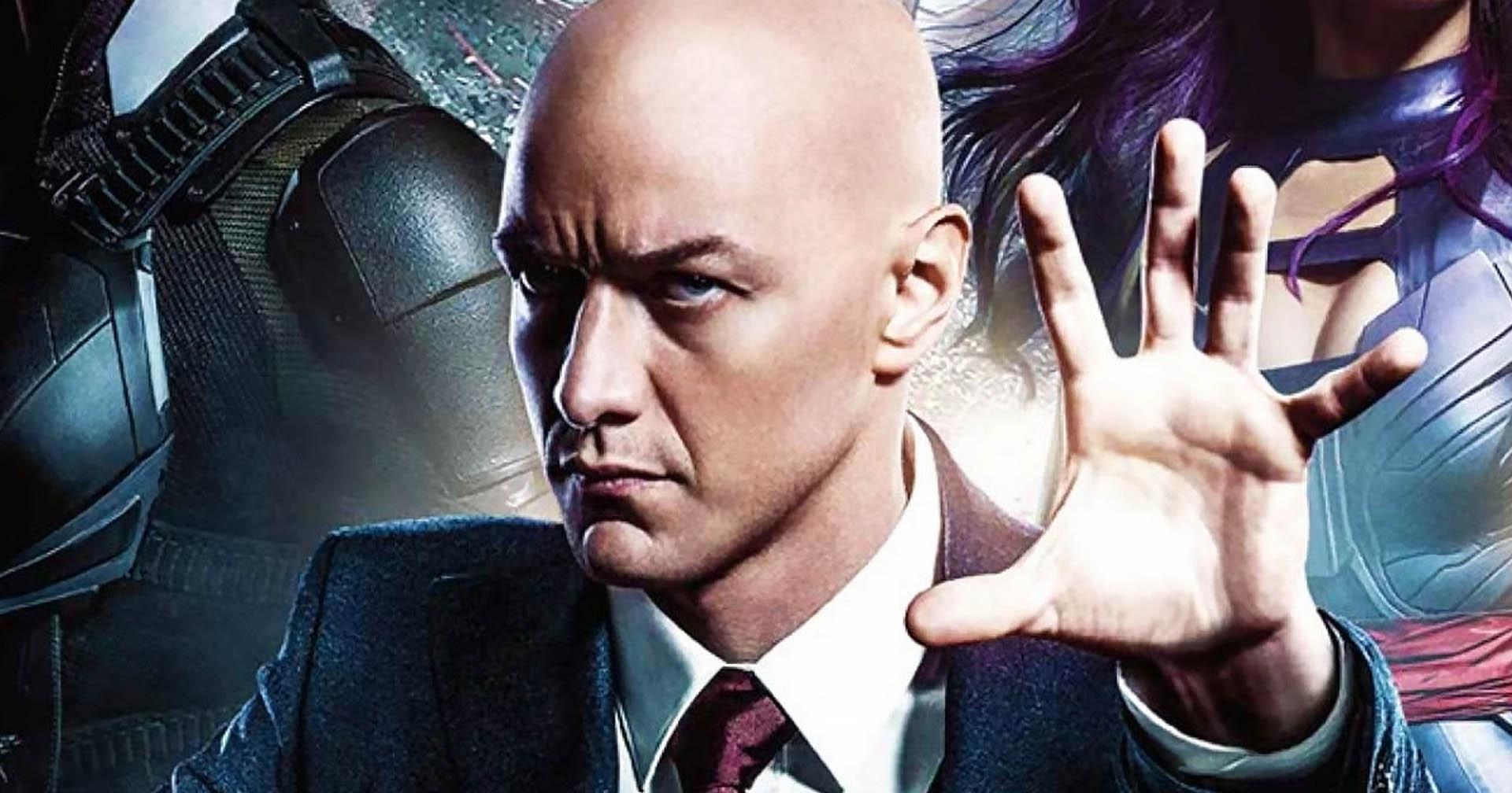 James McAvoy fala sobre retorno ao papel do Professor Xavier no MCU