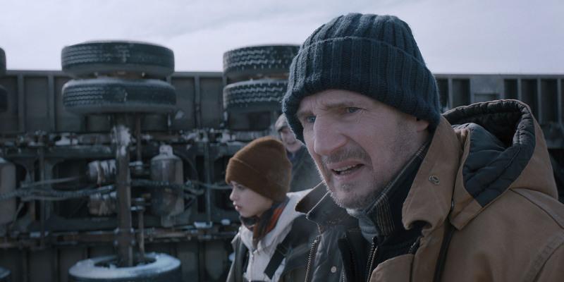 EXCLUSIVO: Assista ao trailer de Missão Resgate, ação com Liam Neeson e Laurence Fishburne