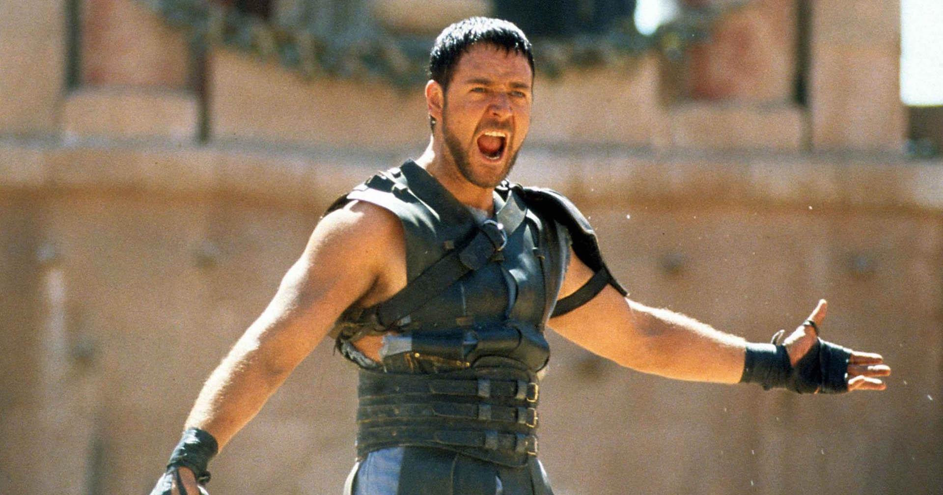 Gladiador 2: Roteiro da sequência está em desenvolvimento; saiba mais!