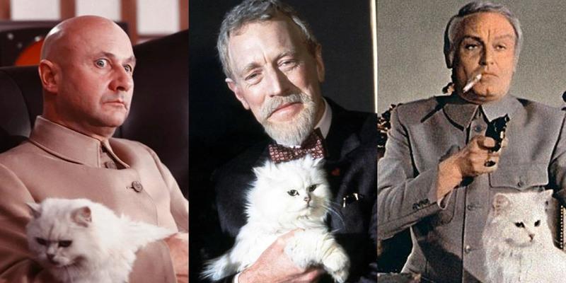 Ernst Stavro Blofeld | Todos os atores que viveram o maior vilão de 007 nos cinemas