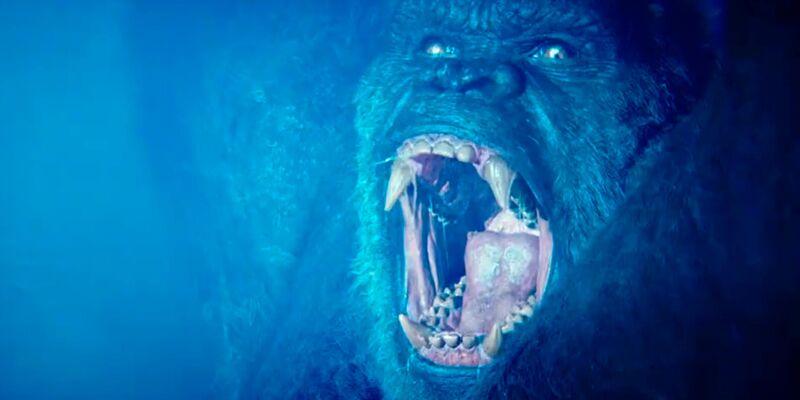 SAIU!! Novo trailer DUBLADO de Godzilla vs Kong aquece para o lançamento - assista