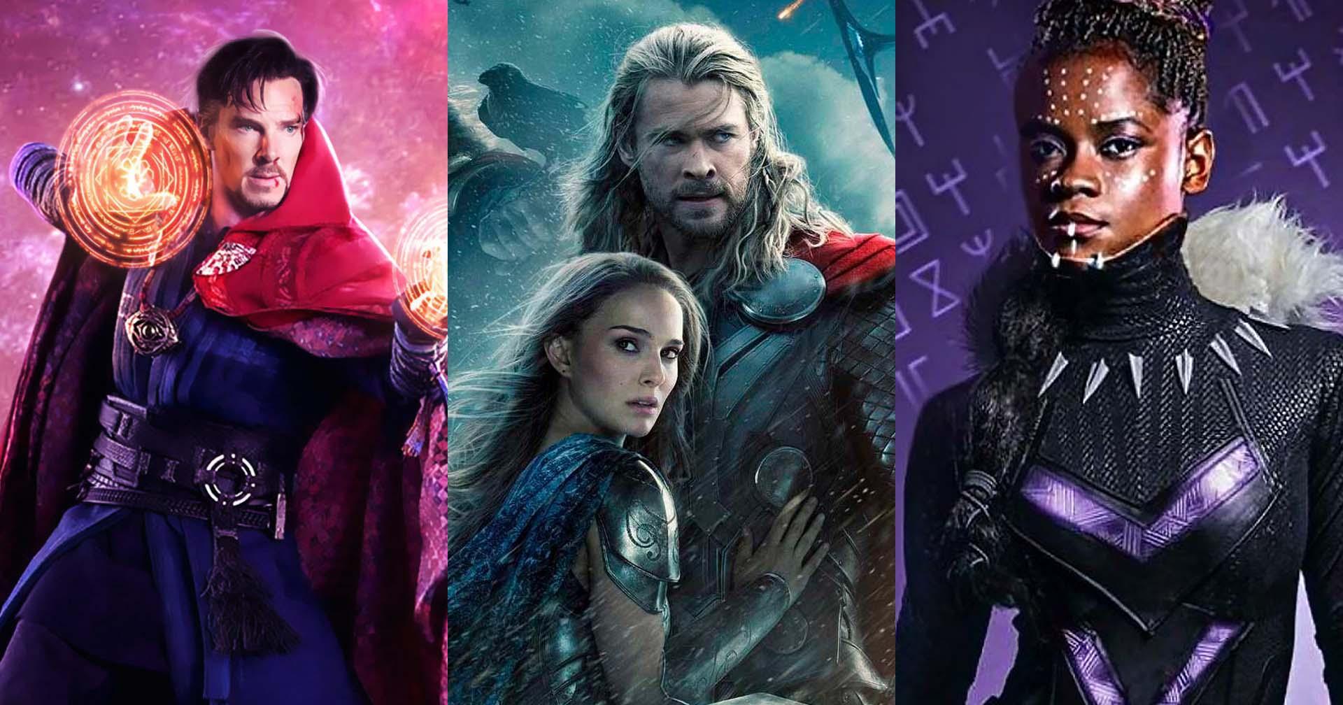 Calendário de estreias da Marvel | Confira as datas atualizadas dos próximos lançamentos do MCU