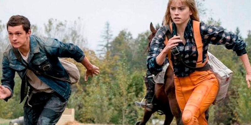 Mundo em Caos | Ficção científica estrelada por Tom Holland ganha novo trailer