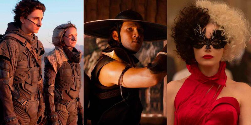Reboots, novas versões e sequências de filmes que chegam aos cinemas em 2021