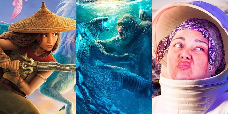 Calendário de Estreias | Confira o que chega aos cinemas em março