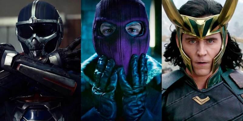 Conheça os vilões da Fase 4 da Marvel