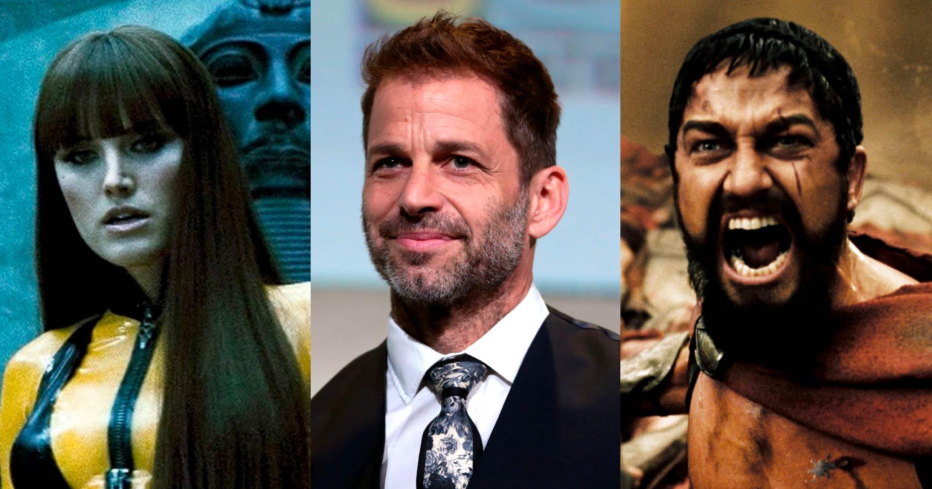 Zack Snyder | Conheça outros filmes do diretor