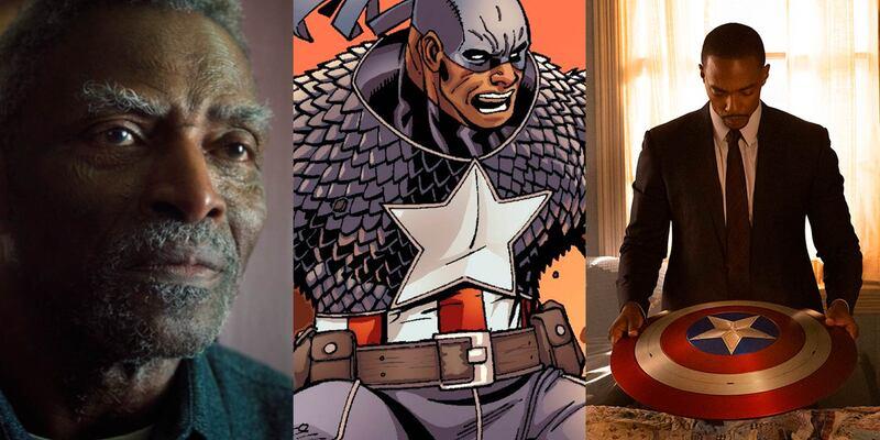 Quem é Isaiah Bradley, o primeiro Capitão América negro