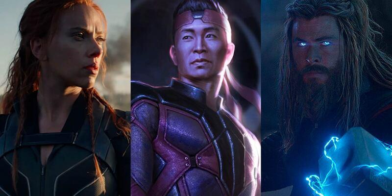 Quem são os heróis da Fase 4 da Marvel?