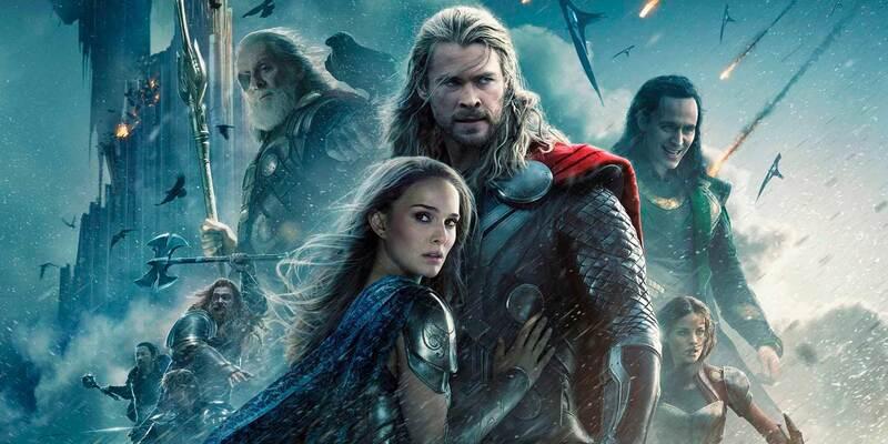 Thor 4 | Imagens dos bastidores revelam segredos da sequência