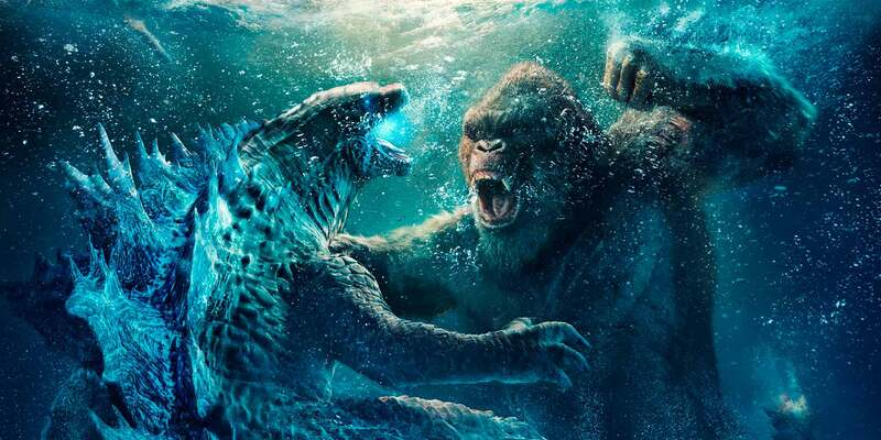 Godzilla vs. Kong impressiona com recordes mundiais