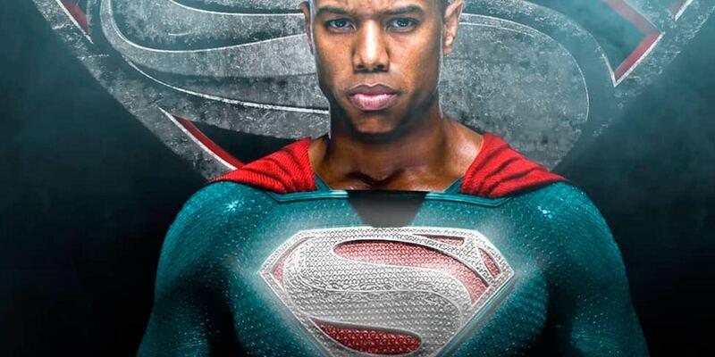 Warner lançará filme com Superman negro