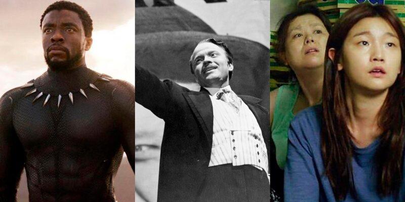 Os 10 melhores filmes de todos os tempos, segundo o Rotten Tomatoes