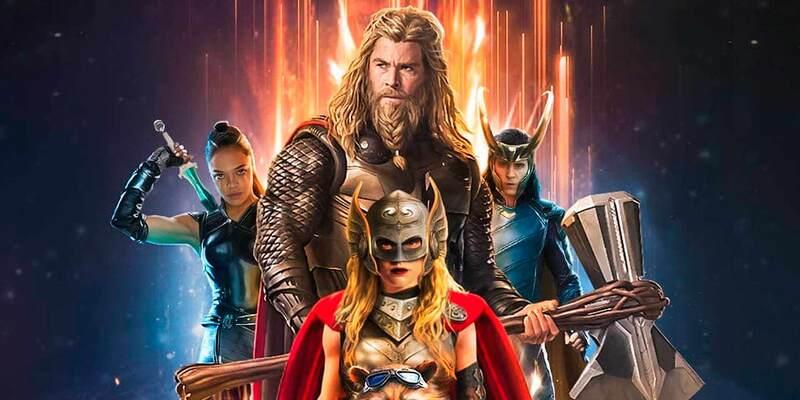 Thor: Love and Thunder | Gravações chegam ao fim