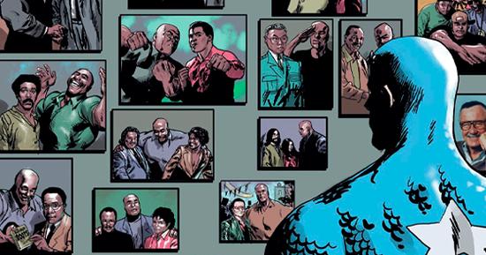 História em quadrinhos: Isaiah Bradley