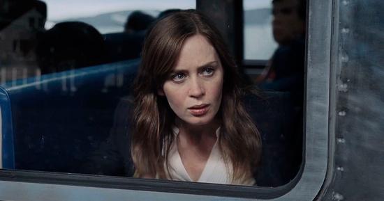 Cena do Filme: A Garota no Trem