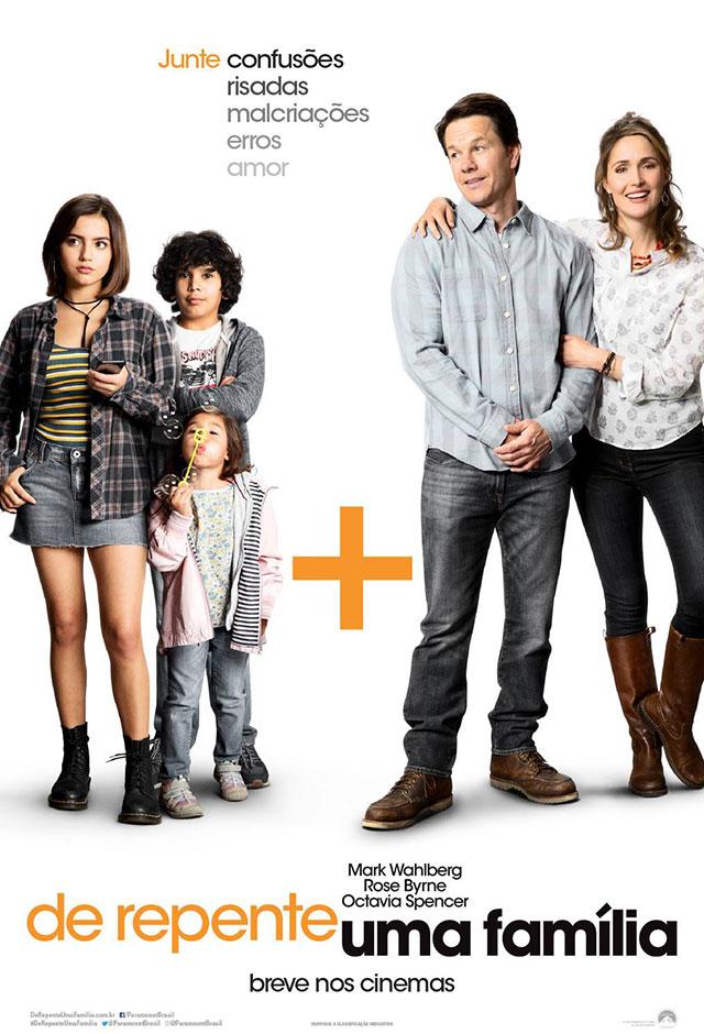 Filme: De Repente Uma Família