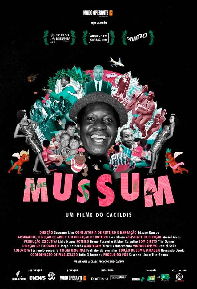 Filme: Mussum - Um Filme do Cacildis