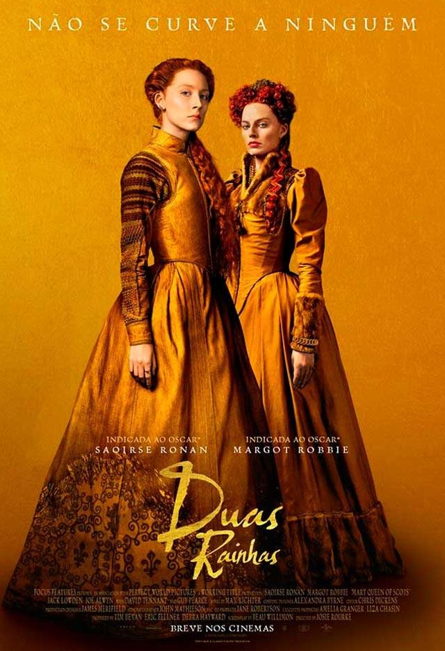 Filme: Duas Rainhas