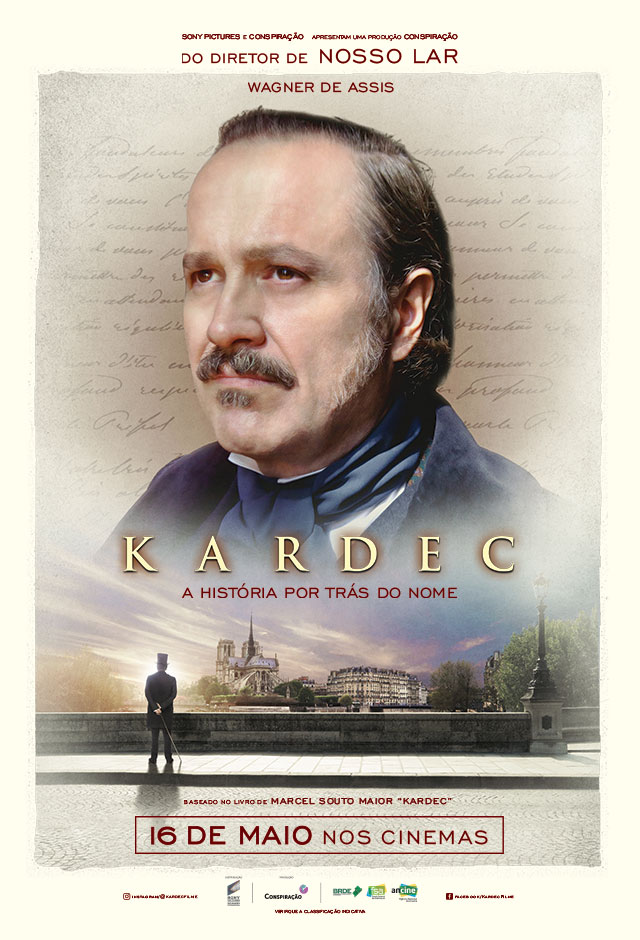 Filme: KARDEC FILME