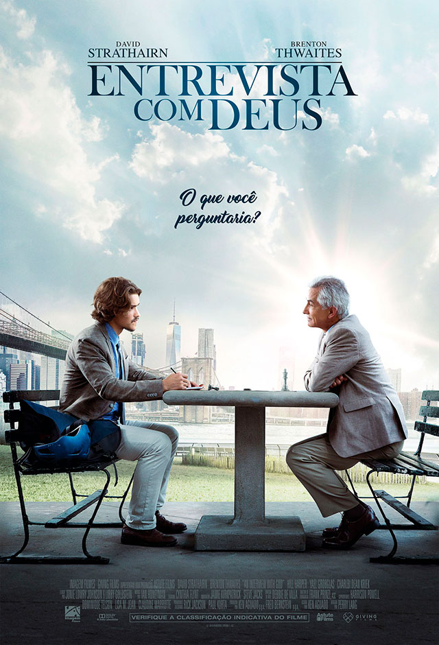 Filme: Entrevista com Deus
