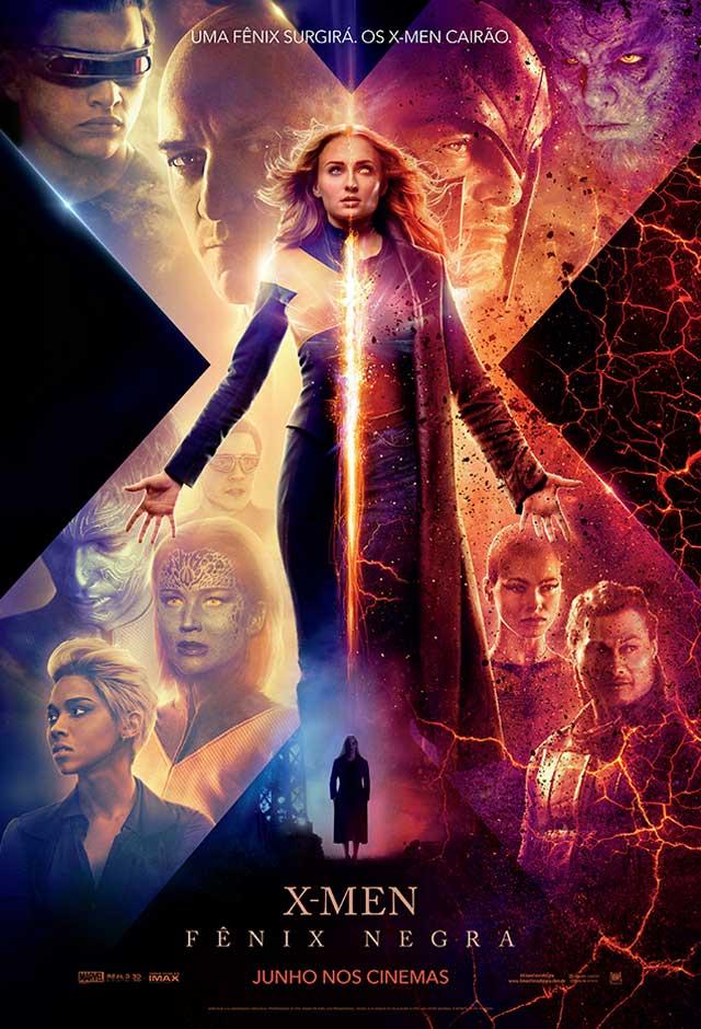 Filme: X-Men: Fênix Negra