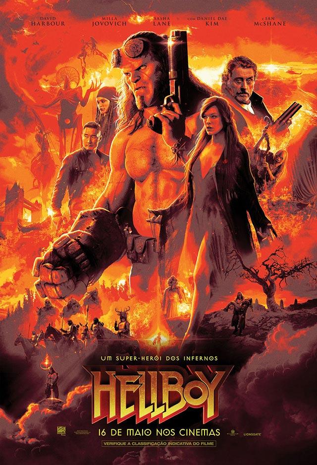 Filme: Hellboy