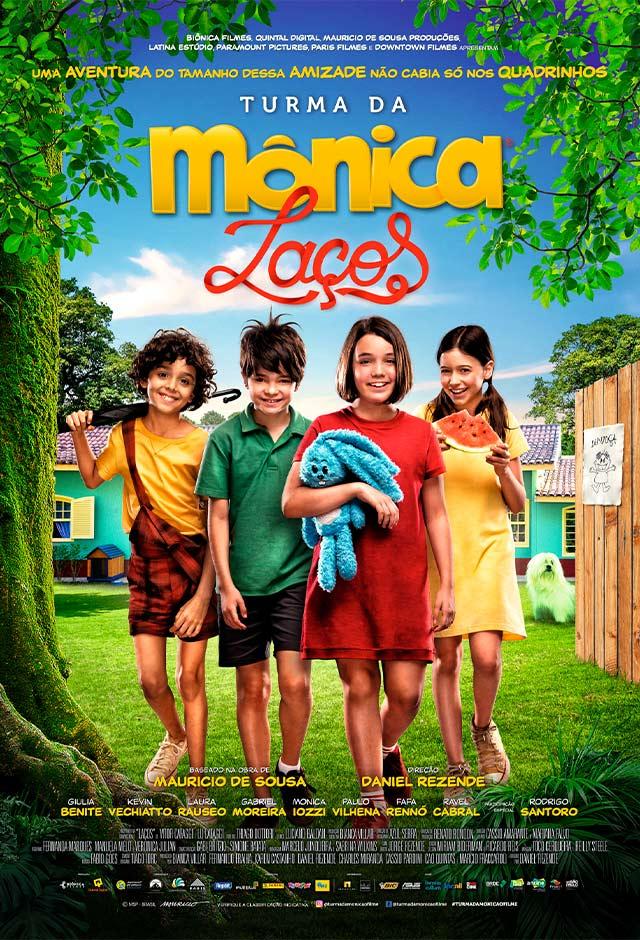 Filme: Turma da Mônica - Laços