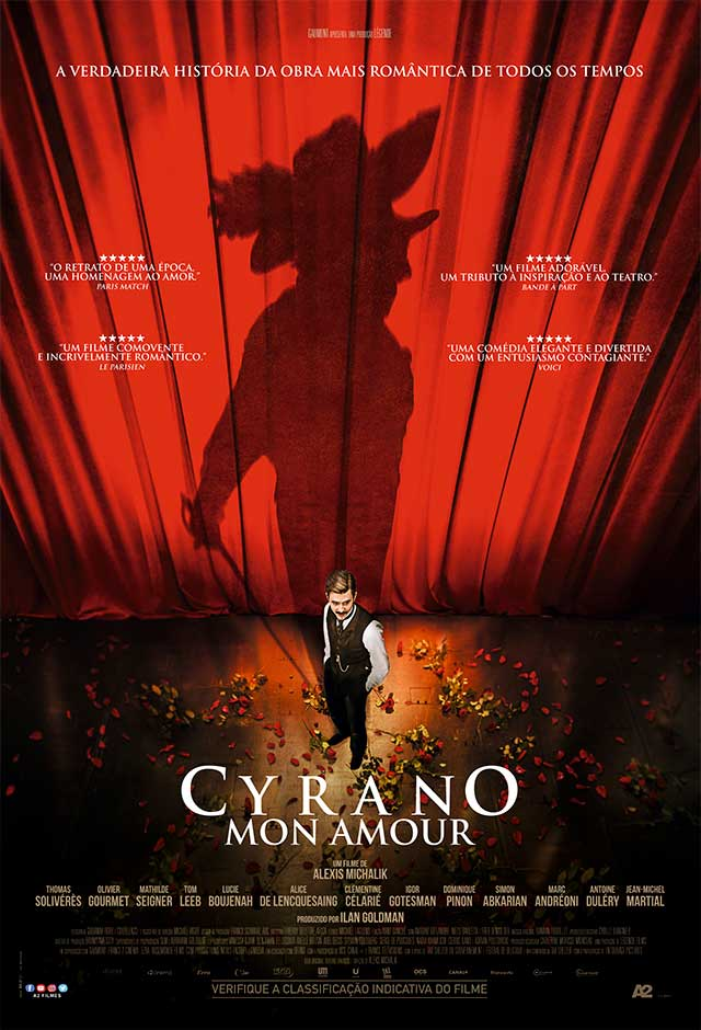 Filme: Cyrano Mon Amour