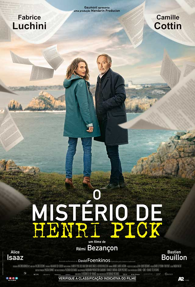 Filme: O Mistério de Henri Pick
