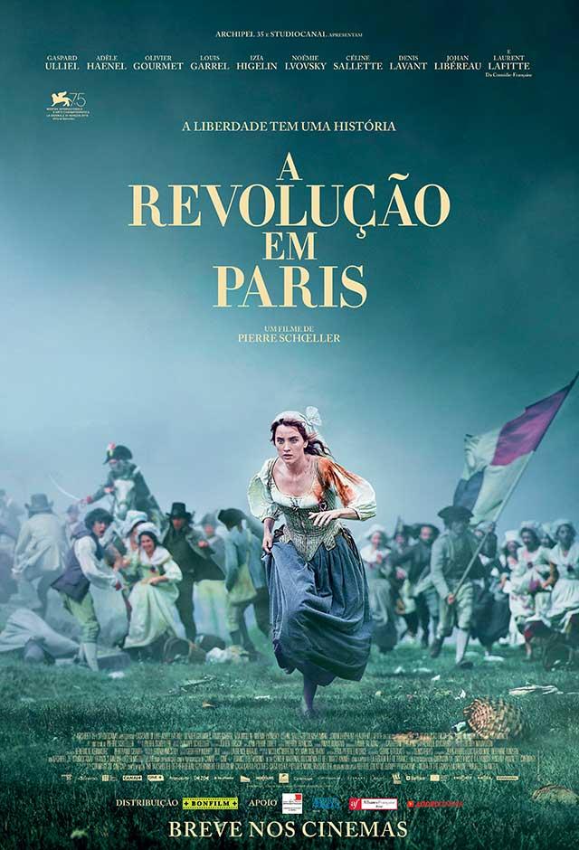 Filme: A Revolução em Paris