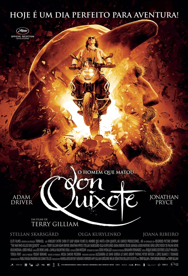 Filme: O Homem Que Matou Dom Quixote