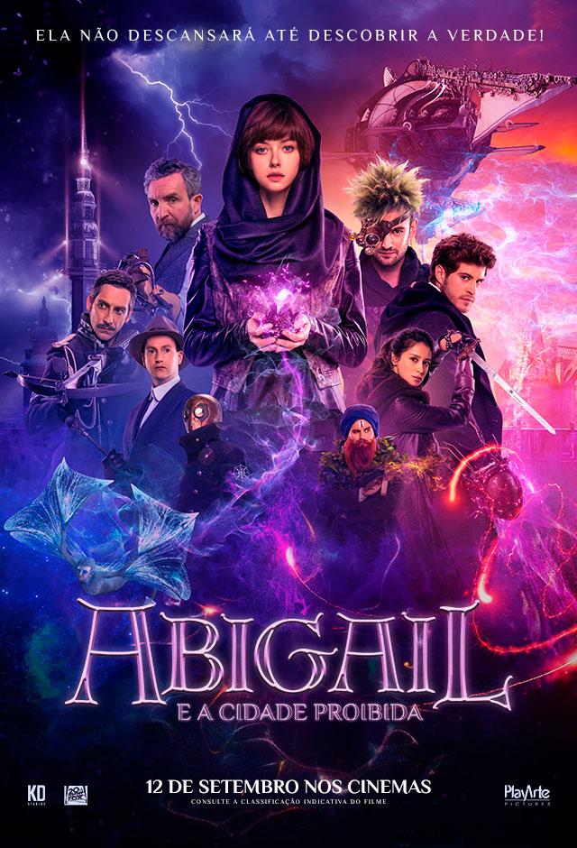 Filme: Abigail e a Cidade Proibida