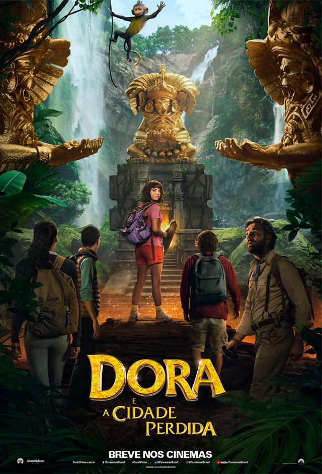 Filme: Dora e a Cidade Perdida