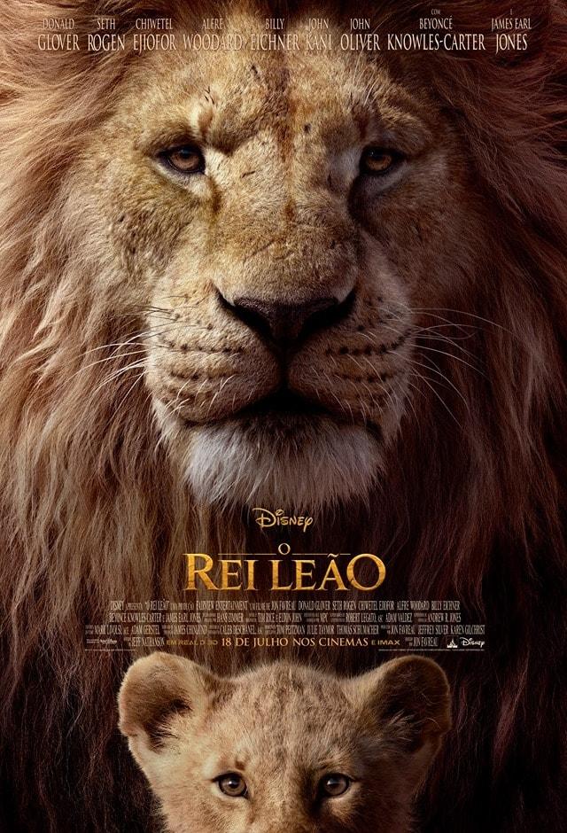 Filme: O Rei Leão