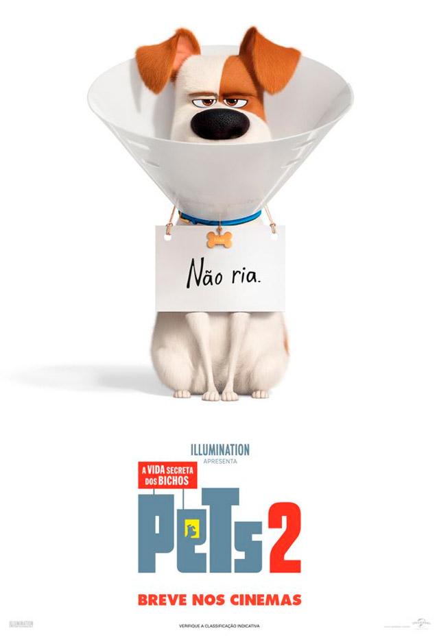 Filme: Pets - A Vida Secreta dos Bichos 2