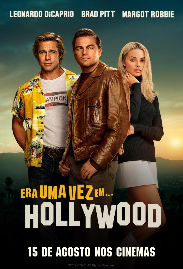 Filme: Era Uma Vez em... Hollywood